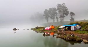 Segara Lake - Rinjani Mountain