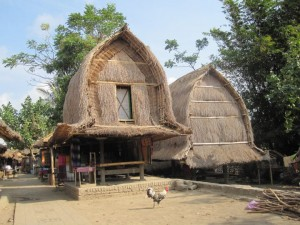 Sade - Traditional House of Sasak