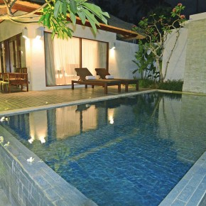 living asia private pool