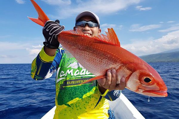 lombok fishing tour